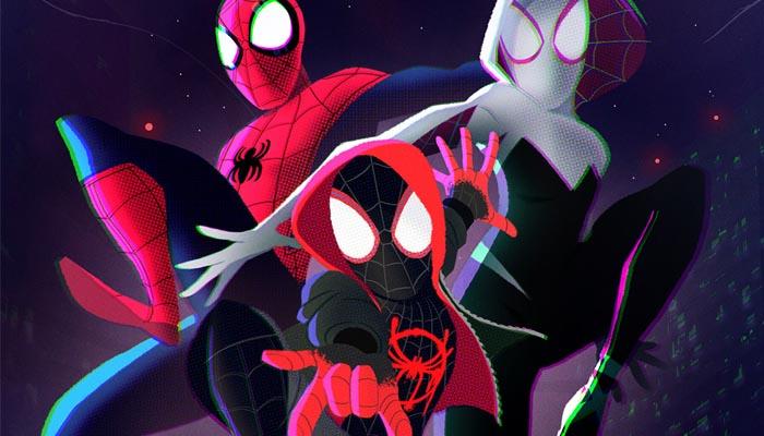 Anúncio Sobre Homem Aranha No Aranhaverso Pode Ser Feito Em