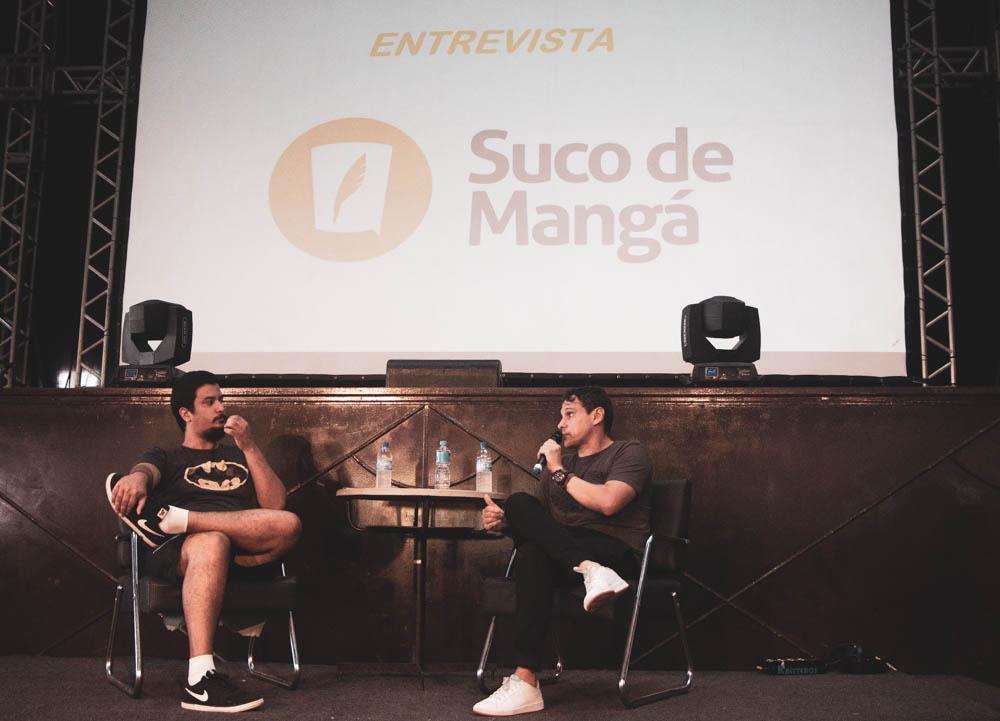 Bellan e Mauro Souza