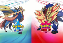 pokemon sword pokemon shield