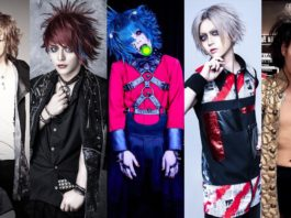 visual kei 2019 bands