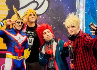 Ressaca Friends 2019 cosplay