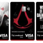cartao credito assassins creed