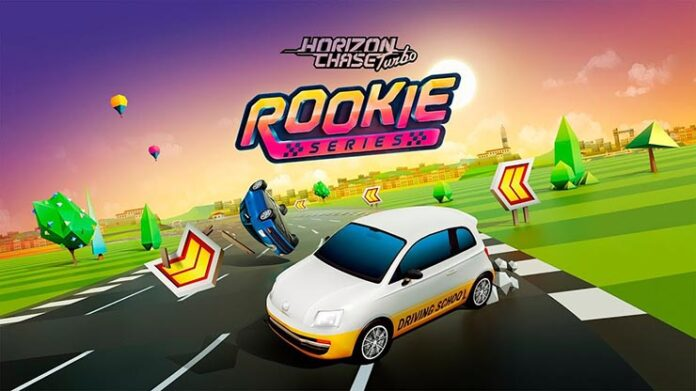 horizon chase turbo rookie series