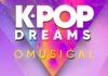 k-pop dreams o musical logo