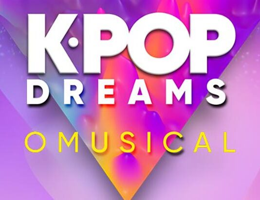 k-pop dreams o musical logo