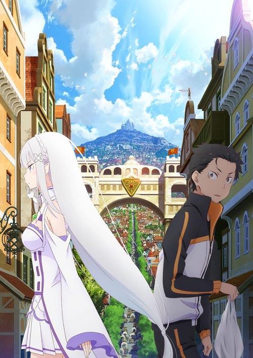 rezero-segunda-temporada-poster