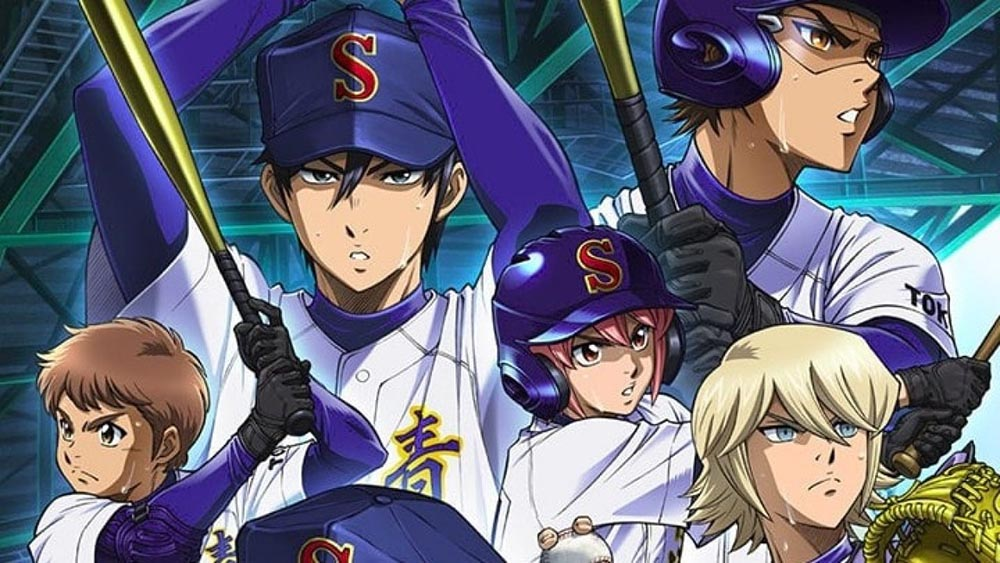 ace of diamond act 2
