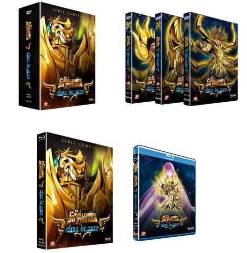 cavaleiros do zodiaco alma de ouro box