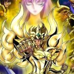 cavaleiros do zodiaco alma de ouro soul of gold