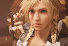 cloud honey bee crossdressing final fantasy vii remake