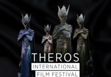 magic the gathering theros film festival
