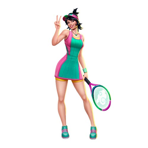 mei li tennis clash