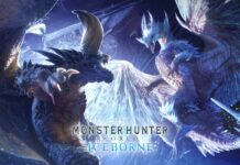 monter hunter world icerborne