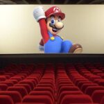 super mario cinema