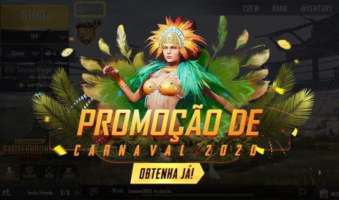 pubg carnaval 2020