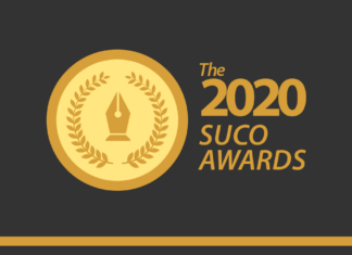 suco awards 2020 logo