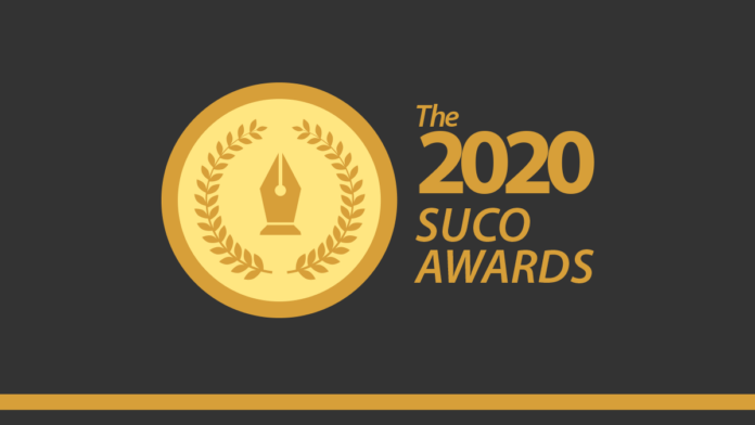 suco awards 2020 logo