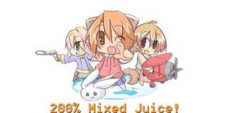 200 mixed juiced