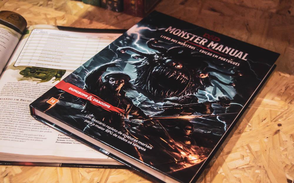 Galápagos livro dos monstros ABRIN 2020