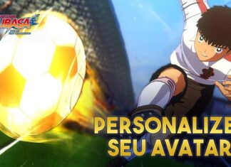 Captain Tsubasa Rise of the New Chapion