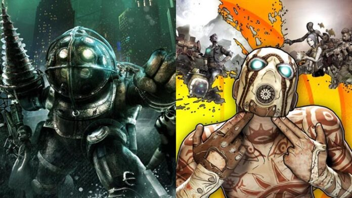 borderlands bioshock