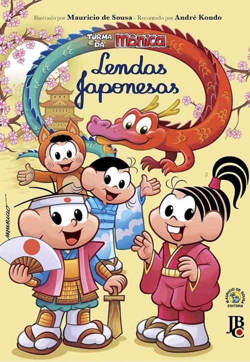lendas japonesas jbc