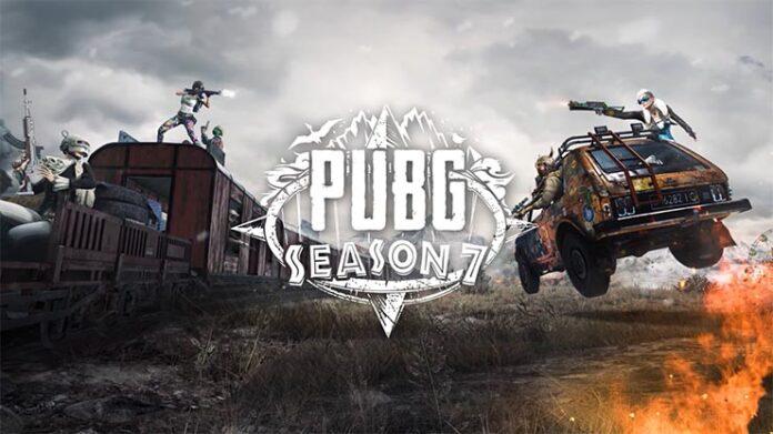 PUBG temporada 7