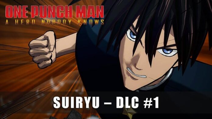 suiryu one punch man