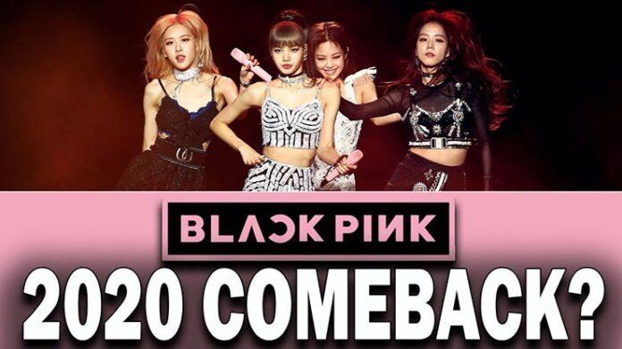 blackpink comeback 2020