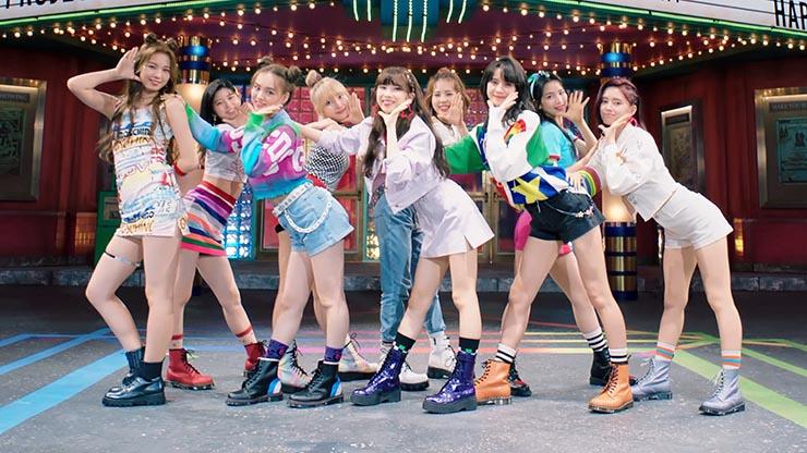 NiziU | Estreia o primeiro grupo j-pop da JYP Entertainment