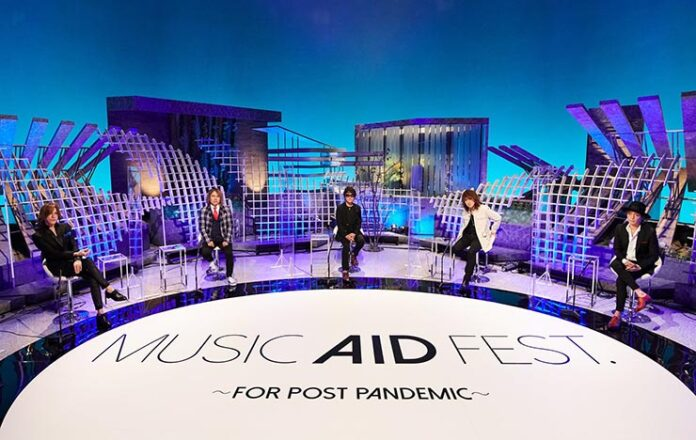 luna sea music aid fest