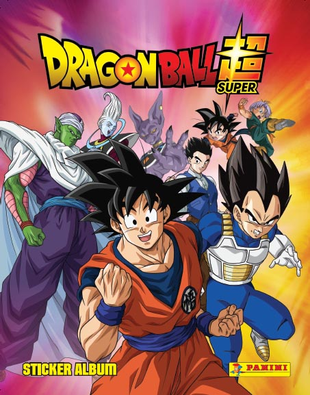 dragon ball super album