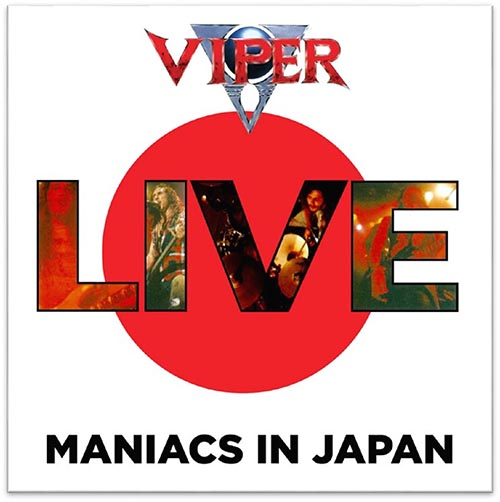 viper live maniacs in japan capa