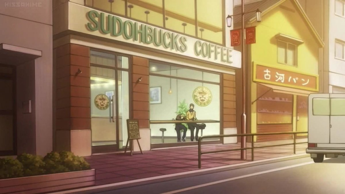 Sudohbucks Coffee (Toradora)
