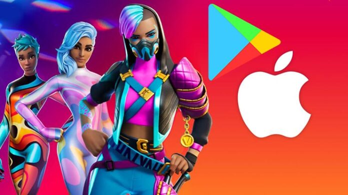 fortnite apple google play