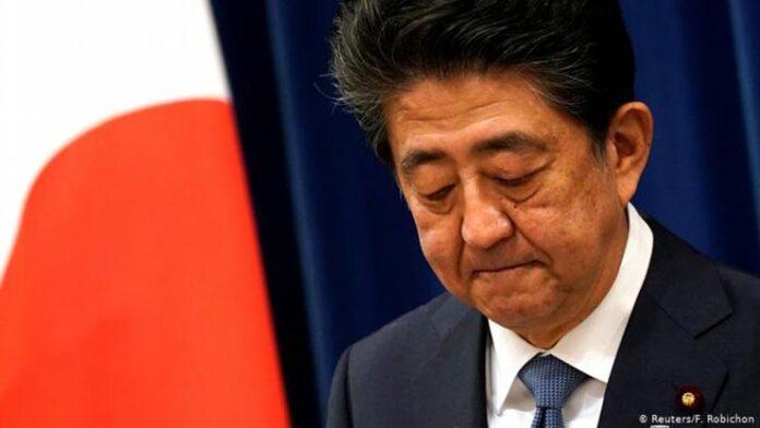 shinzo abe 2020