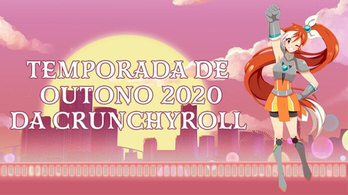 temporada de outono 2020 crunchyroll