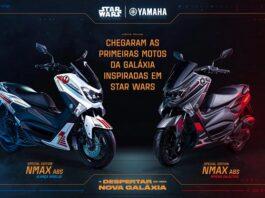 yamaha star wars