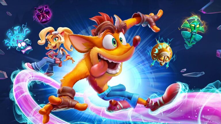 Crash Bandicoot 4: It´s About Time | Review