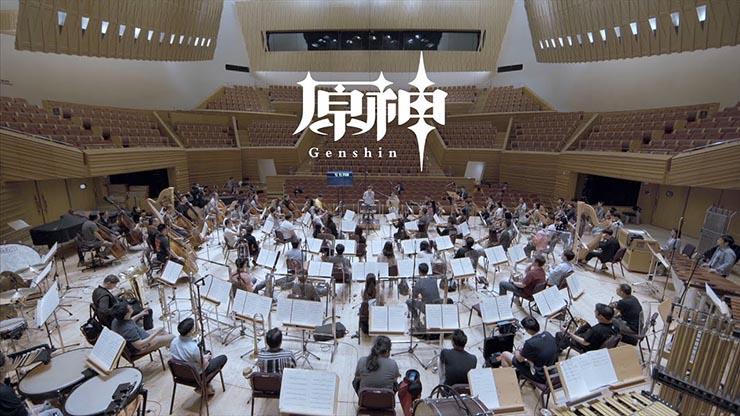 Genshin Impact | Trilha sonora está disponível nas plataformas digitais