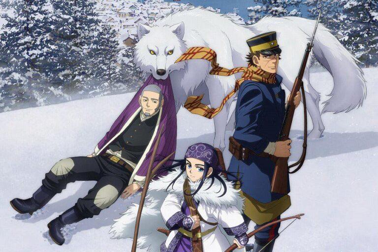 Golden Kamuy: Crônicas da Era Meiji | Suco Apresenta