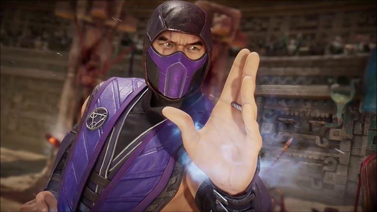 É a hora do Rain em Mortal Kombat 11 Ultimate
