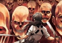 attack on titan colorido