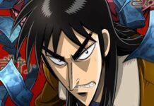 kaiji anime madhouse