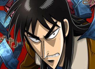 kaiji anime madhouse