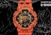 relógio dragon ball z