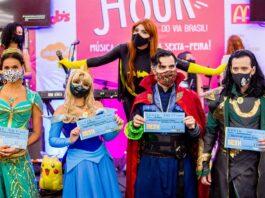 Circuito Cultural Geek 2021 desfile cosplay