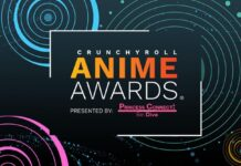 crunchyroll anime awards 2021