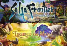 legend of mana saga frontier