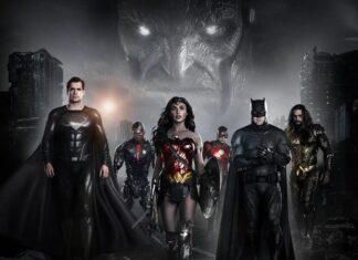 Liga da Justiça de Zack Snyder Cut